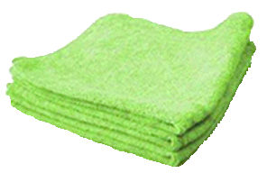 Heavy Duty Microfiber Cleaning Towels