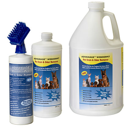 ADVANAGE Wonder Pet Stain and Odor Remover