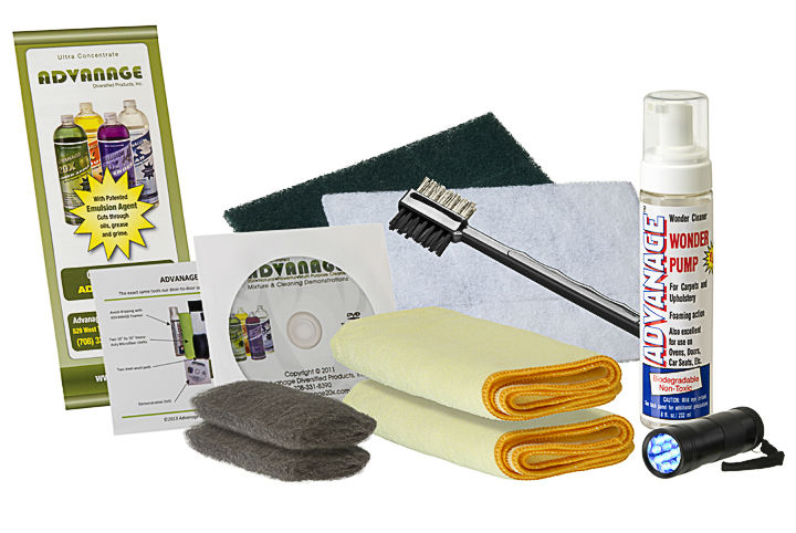 ADVANAGE 20X Cleaning Kit
